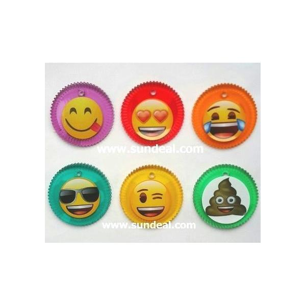Emoji design magic gel air freshener