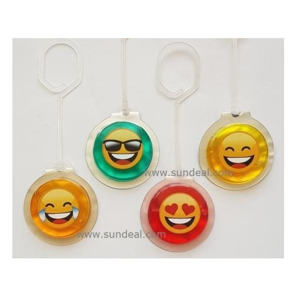 Emoji Membrane (round shape) air freshener-Hang type