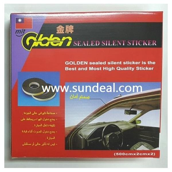 SEALED SILENT STICKER for CAR and House