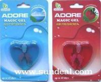 ADORE Magic Gel ® air freshener : Hanging type
