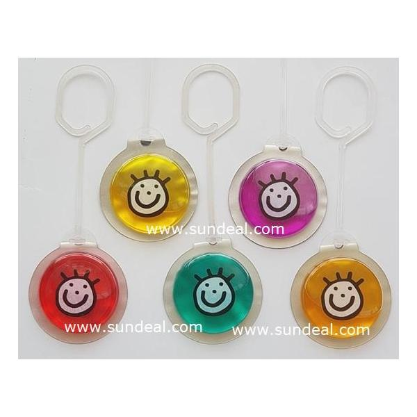 Smile membrane (round shape) air freshener-Hang type