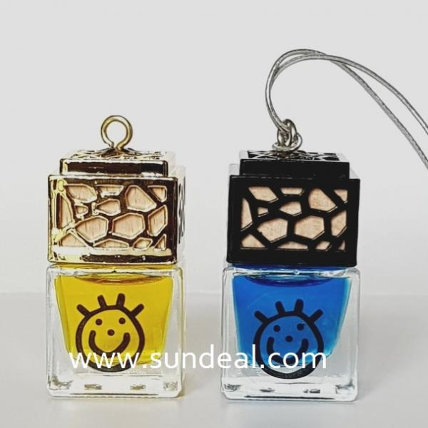 Dazzling bottle oil based liquid diffuser (hanging type)